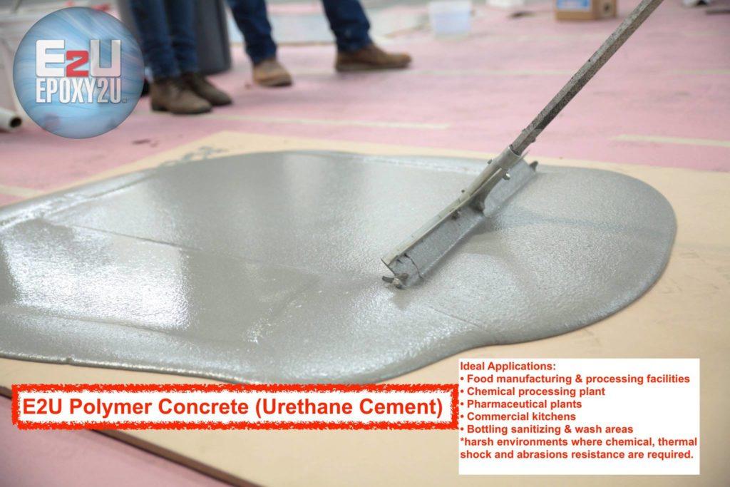 urethane Cement